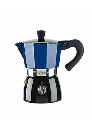 Tognana Mokkakanne Coffee Star Inter 3 Cups blau