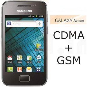 Samsung Galaxy I589 Ace Duos Smartphone