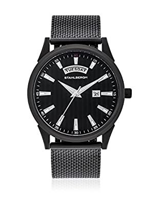 Stahlbergh Reloj Db76 Ø 41 mm (Negro)