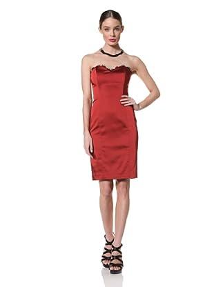 Jay Godfrey Women's Cooper Strapless Bustier Dress