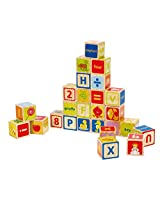 Hape Early Explorer ABC Blocks