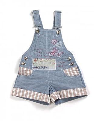 My Doll Jeans-Latzhose (Denim)
