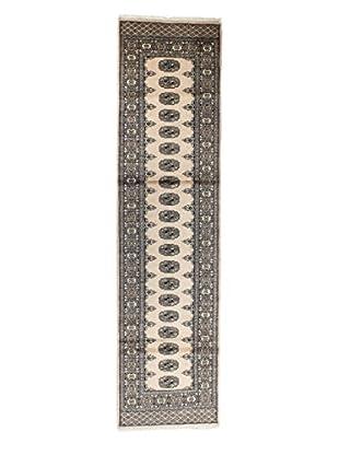 Bashian Rugs Hand-Knotted Pakistani Royal Bokara Rug, Beige, 2' 7