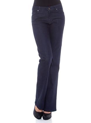 7 Seven LA Pantalón Heidi (Azul Noche)