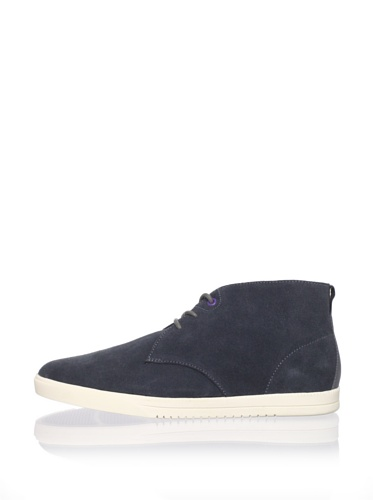Clae Men's Strayhorn Chukka (Pavement Suede)