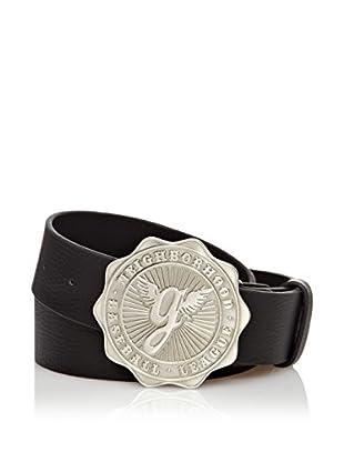 Grimey Wear Cinturón Nbl (Plata)