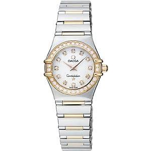 【クリックで詳細表示】[オメガ]OMEGA 腕時計 Constellation コンステレーション 1360.75 レディース 【並行輸入品】