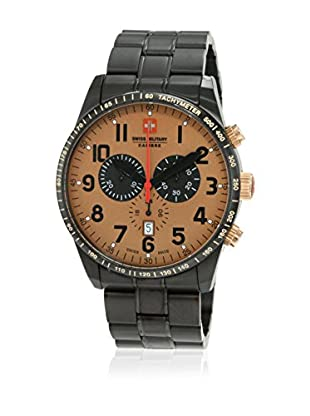 Swiss Military Calibre Orologio al Quarzo Unisex 06-5R4-13-002 45 mm