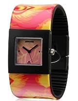 Sonata Analog Multi-Color Dial Women's Watch - 8978PP06