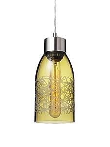 Inhabit Reclaimed Bottle Pendant Light (Urban)