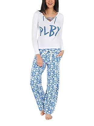 Play Boy Nightwear Pyjama Plby