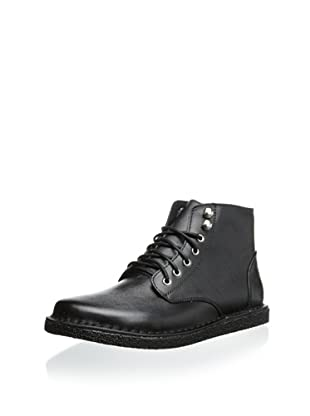 Generic Surplus Men's Ledger Crepe Boot (Black)