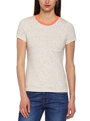 Vero Moda Camiseta Timian (Gris)