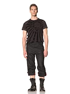 Maharishi Men's Original Wool Snow Pant (Charcoal)