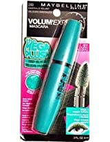 ONLY 1 IN PACK Maybelline Volum's Express The Mega Plush, 249 Emerald Velvet