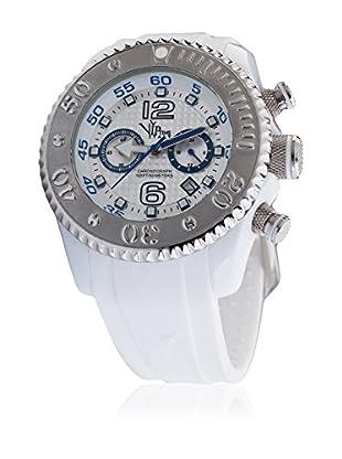 Vip Time Italy Uhr mit Japanischem Quarzuhrwerk VP5051SL_SL silberfarben 47.00  mm