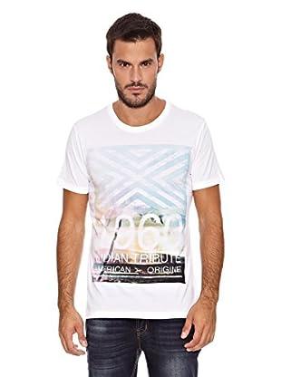 Paul Stragas Camiseta Marcos (Crudo)