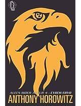 Cyrch Eryr (Alecs Rider)