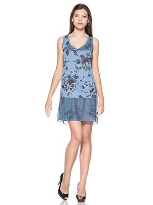 Eccentrica Vestido Rebecca (Azul Denim)