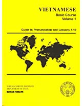 Vietnamese Basic Course: 1