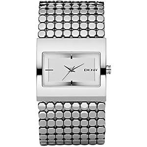 DKNY Designer Analog Silver Dial Women's Watch NY4967
