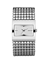 DKNY Designer Analog Silver Dial Women's Watch NY4967
