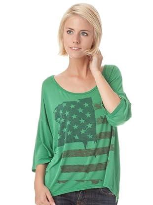 Bleifrei Camiseta Print (Verde)