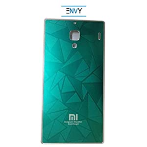 ENVY Metal Hard Back Case for Xiaomi Redmi 1S (Dark Green)