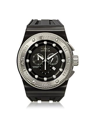 Invicta Men's 12289 Akula Black Polyurethane Watch