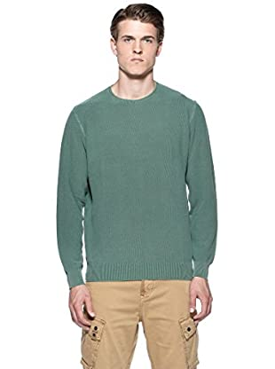 Hot Buttered Jersey Round (Verde Oscuro)