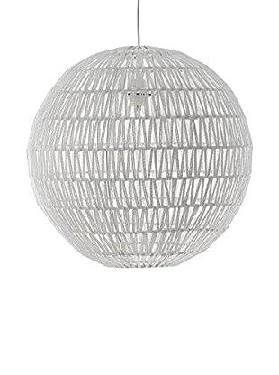 Contemporary Lighting Lámpara De Suspensión Mars Blanco