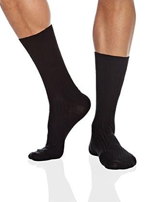PUNTO BLANCO 6tlg. Set Socken Canalé Classic