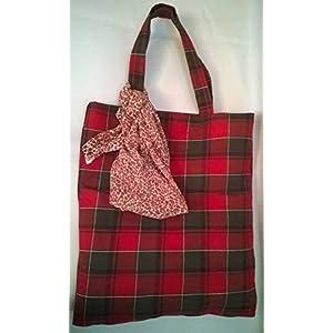 VI High Style Back To School Grid Bag