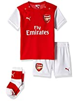 Puma AFC Home Babykit, Size 86 (High Risk Red/White)