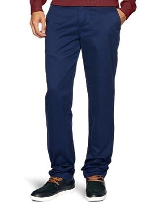 Brooks Brothers Pantalón Morris (Azul)