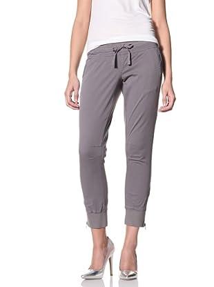 SOLD Denim Women's Cargo Twill Anklet (Grey)