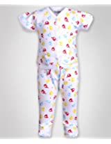 Baby Hug - Elephant Print Night Suit