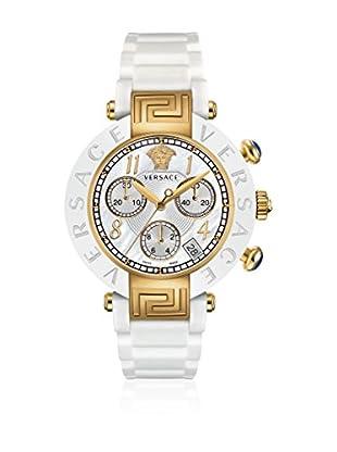 Versace Uhr mit schweizer Quarzuhrwerk Woman Reve Crono Ceramica 40 mm