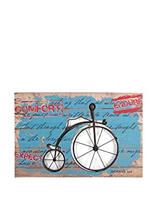 Hanover Loft Holztafel Bike