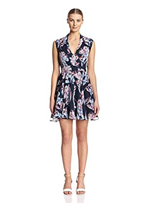 French Connection Women's Shadow Bloom Dress