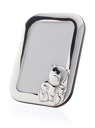Cunill Barcelona Teddy Bear Frame (Silver)