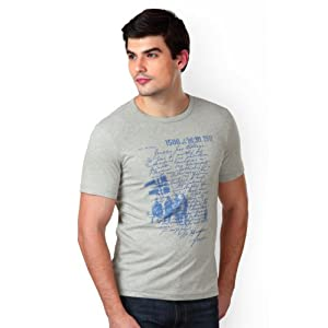 Louis Philippe Casual T-Shirt