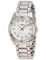 Caravelle by Bulova Women's 43L135 Silvertone Watch