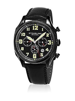 Stührling Original Uhr mit japanischem Quarzuhrwerk Man 643.02 Aviator 584 43.0 mm