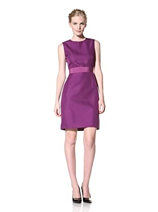 GIAMBATTISTA VALLI Women's Sleeveless Dress (Purple)