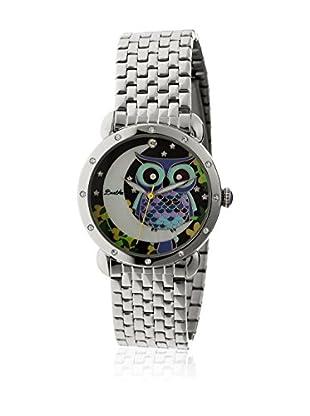 Bertha Uhr mit Japanischem Quarzuhrwerk Ashley silberfarben 41 mm