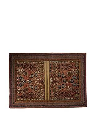 RugSense Teppich Persian Classic Patchwork mehrfarbig 87 x 57 cm