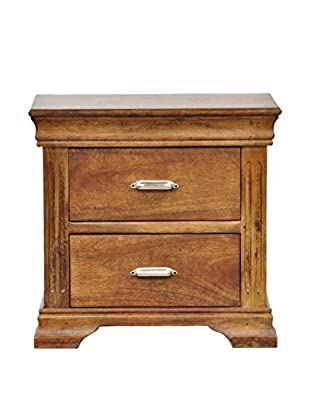 Tottenham Court Ainsley Nightstand, Chestnut