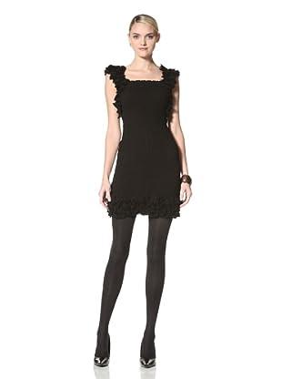 Yoana Baraschi Women's Sunset Diva Party Dress (Black)