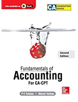 Fundamentals of Accounting for CA-CPT